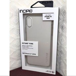 INCIPIO 'Octane Pure' Clear iPhone Case ~XS MAX